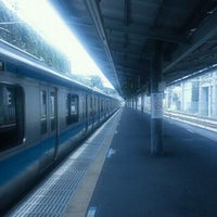 Photo taken at Kami-Nakazato Station by とら 伊. on 7/15/2012
