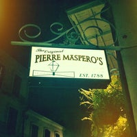 Photo taken at The Original Pierre Maspero's by Tawmis L. on 7/17/2012
