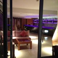 Photo taken at Adriana, hvar spa hotel by Joe D. on 5/30/2012