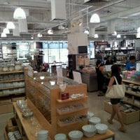 Photo taken at MUJI by Keith L. on 6/17/2012