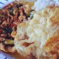 Photo taken at ร้านฮุสนา กลางมอ by Jun3Panda 🌺 on 2/20/2012