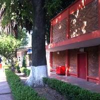 Photo taken at Estudios Churubusco Azteca by Arturo A. on 4/20/2012