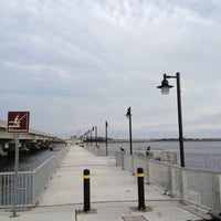 Photo taken at Ocean City Fishing Pier by Marsha G. on 9/6/2012