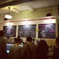 Photo taken at Ample Hills Creamery by Gina T. on 3/23/2012