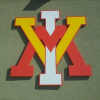 Photo taken at Virginia Military Institute by Northeast TN Mustang Club T. on 9/12/2012