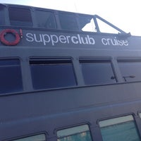 Photo taken at Supperclub Cruise by Kevin J. on 8/11/2012
