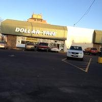 Photo taken at Dollar Tree by Destiny D. on 2/19/2012