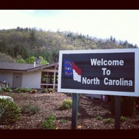 Photo taken at North Carolina Welcome Center by Jim M. on 4/10/2012