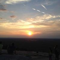 Photo taken at Stone Mountain Summit by Randy G. on 6/21/2012