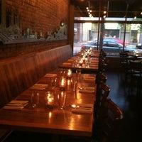 Photo taken at soho chicken + whiskey by Craig C. on 5/2/2012