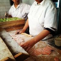 Photo taken at Mandoo Bar by Cora W. on 4/27/2012