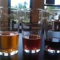 Photo taken at Hogshead Brewery by Rachel D. on 8/18/2012