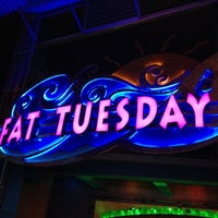 Photo taken at Fat Tuesday by Shane W. on 8/19/2012