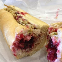 Photo taken at Capriotti's Sandwich Shop by Shirley Q. on 2/16/2012