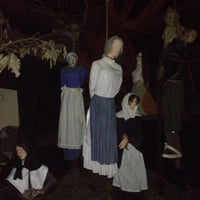 Photo taken at Witch Dungeon Museum by Will on 5/19/2012