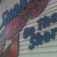 Photo taken at Shanty on the Shore by David E. on 6/9/2012