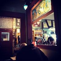 Photo taken at Bazaar Cafe by Aleksander S. on 2/13/2012