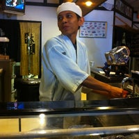 Photo taken at Sapporo Japanese Restaurant by Haryo J. on 8/21/2012