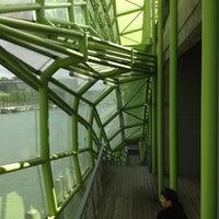 Das Foto wurde bei Les Docks – Cité de la Mode et du Design von Jean-Claude D. am 8/25/2012 aufgenommen