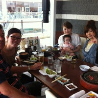 Photo taken at 焼肉 大将軍 横浜ベイクォーター店 by Nanami E. on 6/17/2012