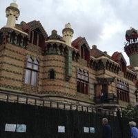 Foto tomada en El Capricho de Gaudí por Martin M. el 8/25/2012
