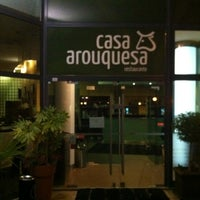 Photo taken at Restaurante - Casa Arouquesa by Henrique S. on 3/10/2012