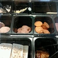 Снимок сделан в Subway пользователем Софья И. 7/2/2012