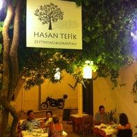 Foto tomada en Hasan Tefik Zeytinyağı & Lokantası por Yeliz A. el 8/5/2012
