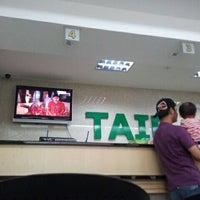 Photo taken at Taib, Tutong. Petani Mall by Lan HMI on 3/13/2012