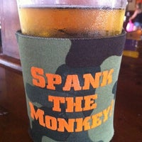 Photo taken at The Monkey Bar Kemah by Philip M. on 3/30/2012