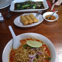 Photo prise au Opart Thai House Restaurant par Jeanne T. le4/16/2012