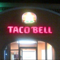 Photo taken at Taco Bell by David T. on 9/5/2012