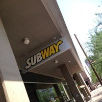 Photo taken at Subway by Alvin T. on 8/6/2012