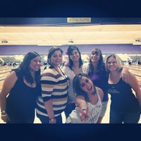Photo taken at AMF Tempe Village Lanes by Vision C. on 8/25/2012