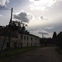 Photo taken at Kraukļi by Zigmunds B. on 9/8/2012