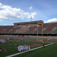 Photo taken at Houchens Industries-L.T. Smith Stadium by William K. on 8/18/2012