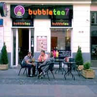 Photo taken at Bubble Tea 7 + VietMama by Lan P. on 7/21/2012