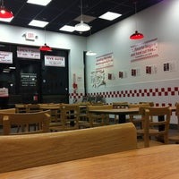 Photo taken at Five Guys by Randy C. on 6/12/2012