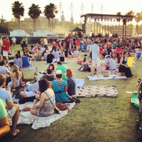 Photo taken at Curtis Hixon Waterfront Park by Scott R. on 3/10/2012