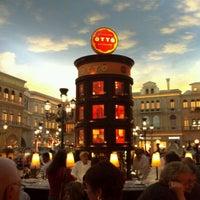 Photo taken at Otto Las Vegas by Michael N. on 2/19/2012