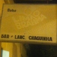 Photo taken at Bar do Chaguinha by Jardel S. on 3/3/2012