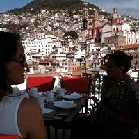 Photo taken at Los Vikingos by J Santiago V. on 3/4/2012