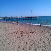 Photo taken at Silence Beach Resort by Çağkan Ö. on 9/10/2012