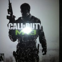 Photo taken at Call Of Duty: MW3 by Michael T. on 2/8/2012