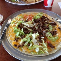 Photo taken at Tacos N More by Jennifer C. on 3/10/2012