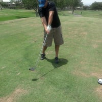 Photo taken at Tanoan Golf Course by Eric C. on 7/4/2012