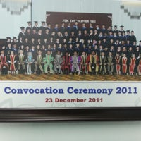 Photo taken at Advanced Tourism International College (ATIC) Heritage Campus by Yura P. on 9/6/2012