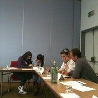 Photo taken at Novotel by Luca E Ilaria G. on 3/15/2012