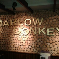 Photo taken at Marlow Donkey by Onur Y. on 2/16/2012