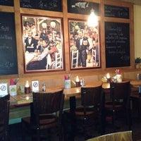 Photo taken at Columbus Bräu by Iris I. on 3/31/2012